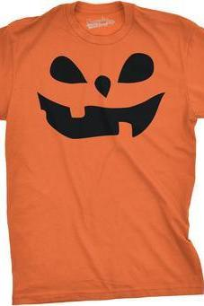 Pumpkin T Shirt, Mens Halloween T Shirt, Pumpkin Tee, Halloween Costume Ideas, Spooky T Shirts, Pumpkin Face Shirt, Pumpkin Clothes