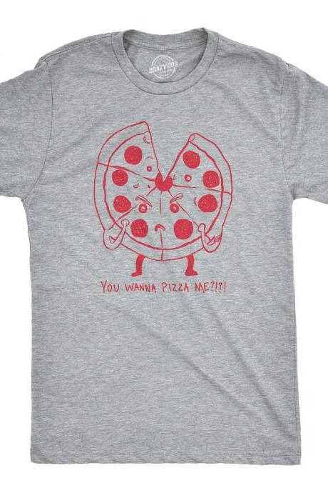 Funny Pizza Shirt, Mens Pizza Shirt, Eats Too Much, Funny Mens Shirt, Pizza Party Tee Shirt, You Want A Pizza Me, Pizza Lover Gift, Foodie