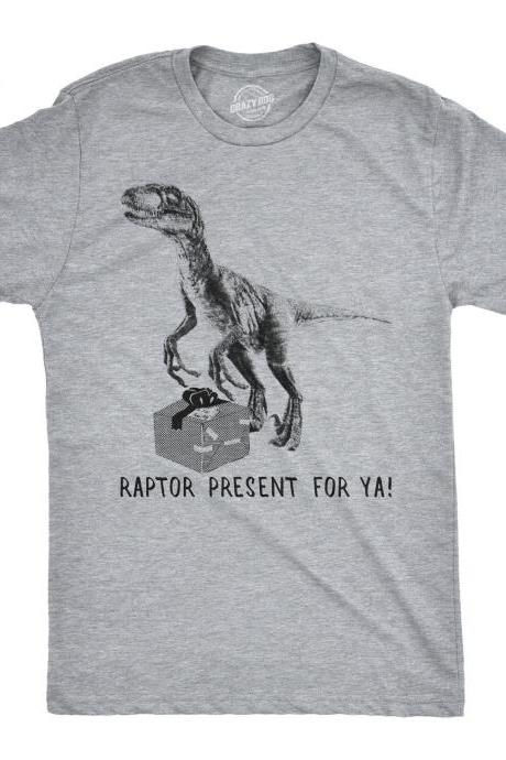 Christmas Dinosaur Shirt Men, Funny Raptor Tshirt, Funny Quote Christmas Shirt, Dino Christmas, Ugly Christmas Shirt, TRex Christmas